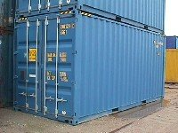 20`9`6-Seecontainer, HIGH-CUBE, neu